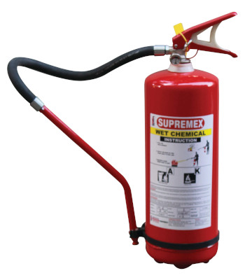 wet chemical type Fire Extinguishers