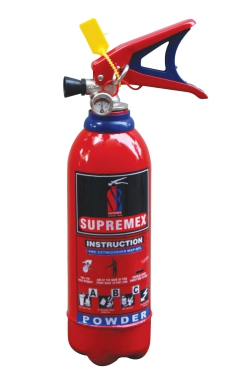 abc storred pressure fire extinguisher